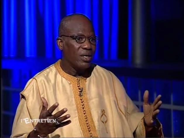 Le Poete Amadou Lamine Sall Honore Pour Sa Proximite Avec